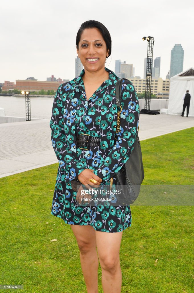 New York City's Commissioner for International Affairs Penny Abeywardena attends the Franklin D. Roosevelt Four Freedoms Park's gala honoring Founder Ambassador William J. Vanden Heuvel at Franklin D. Roosevelt Four Freedoms Park on June 13, 2018 in New York City.