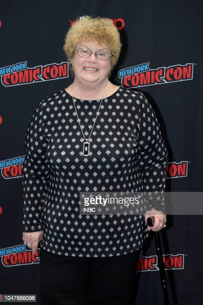 MIDNIGHT TEXAS New York Comic Con 2018 Pictured Author of the original book series Charlaine Harris