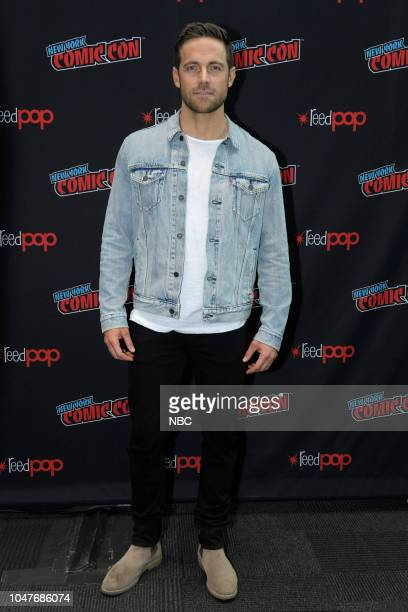 MIDNIGHT TEXAS New York Comic Con 2018 Pictured Dylan Bruce