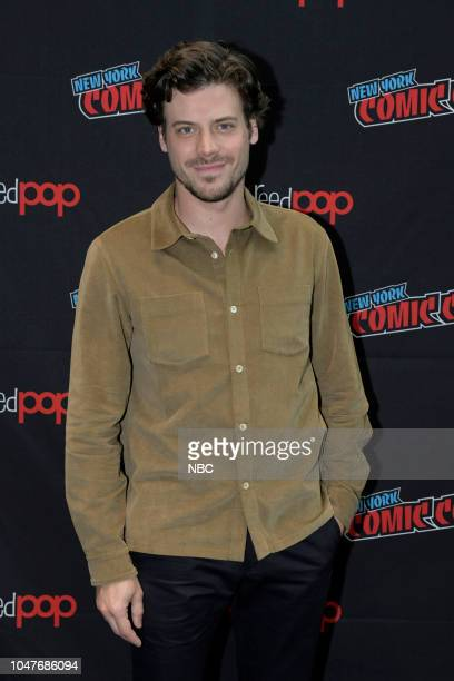 MIDNIGHT TEXAS New York Comic Con 2018 Pictured François Arnaud