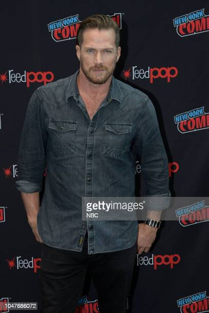MIDNIGHT TEXAS New York Comic Con 2018 Pictured Jason Lewis
