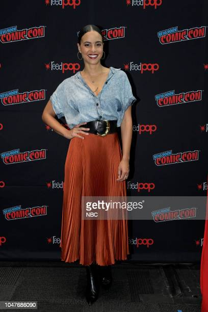 MIDNIGHT TEXAS New York Comic Con 2018 Pictured Parisa FitzHenley