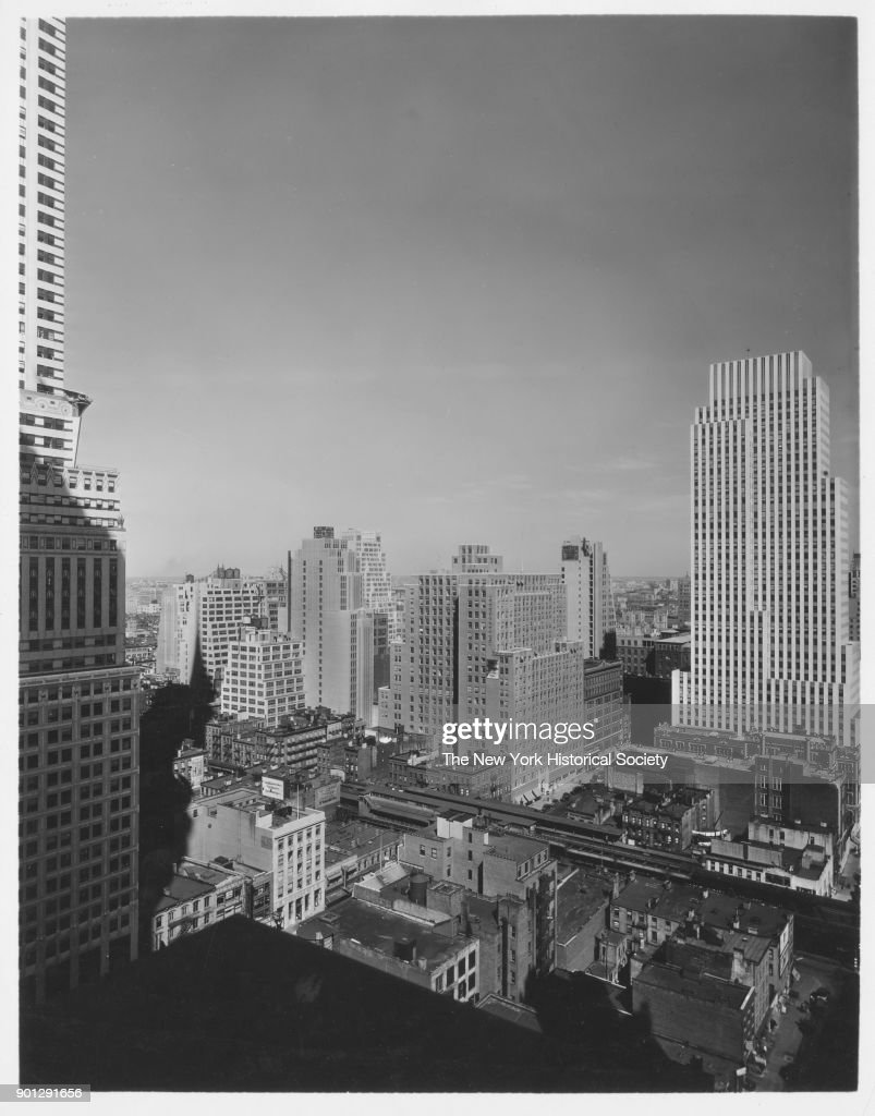New York Daily News Building New York New York 1929 News Photo