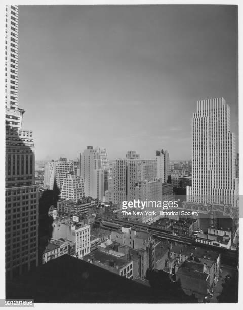 New York Daily News Building New York New York 1929