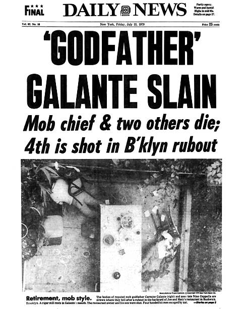 New York Daily News front page July 13, 1979, Headline: 'God
