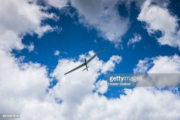 usa, new york, elmira, glider - gliding stock pictures, royalty-free photos & images