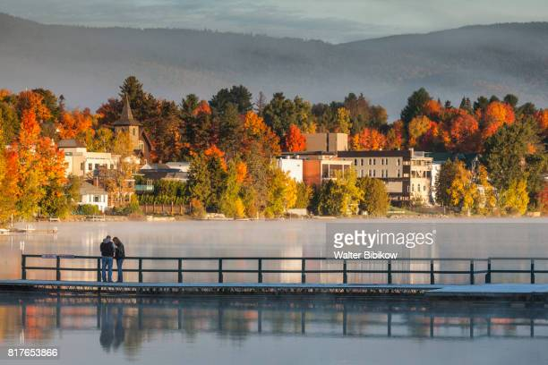 usa, new york, exterior - lake placid stock pictures, royalty-free photos & images