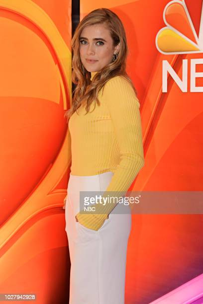Melissa Roxburgh from Manifest