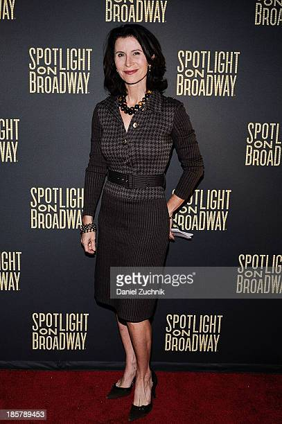 New York Film Commisioner Katherine Oliver attends The NYTVF with the New York City Mayor's Office of Media and Entertainment toasts the launch of...
