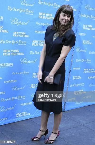 NBC NEWS New York Film Festival Screening of 'Che' Pictured Television personality Jules Asner attends the New York Film Festival Screening of 'Che'...