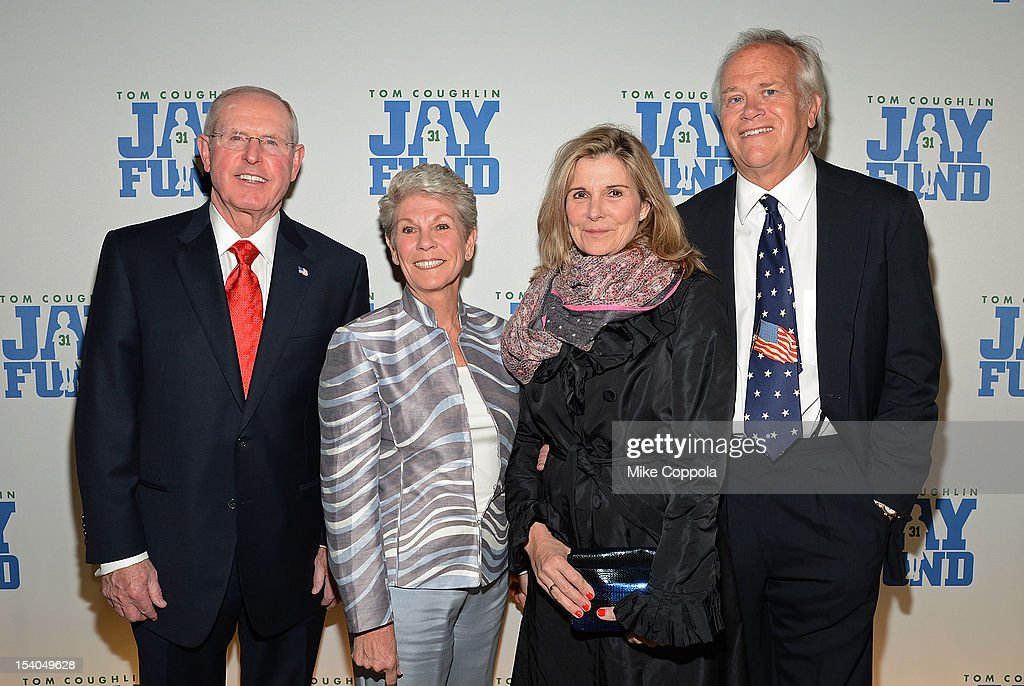 "8th Annual Tom Coughlin ""Champions For Children"" Gala : News Photo"