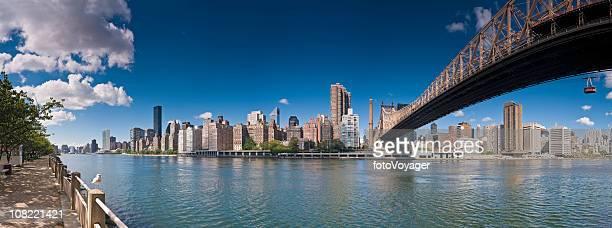 New York from Roosevelt Island