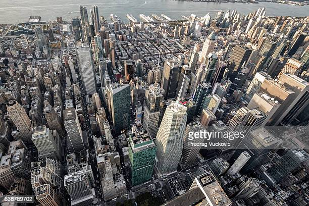new york from the air - queens new york city stock pictures, royalty-free photos & images