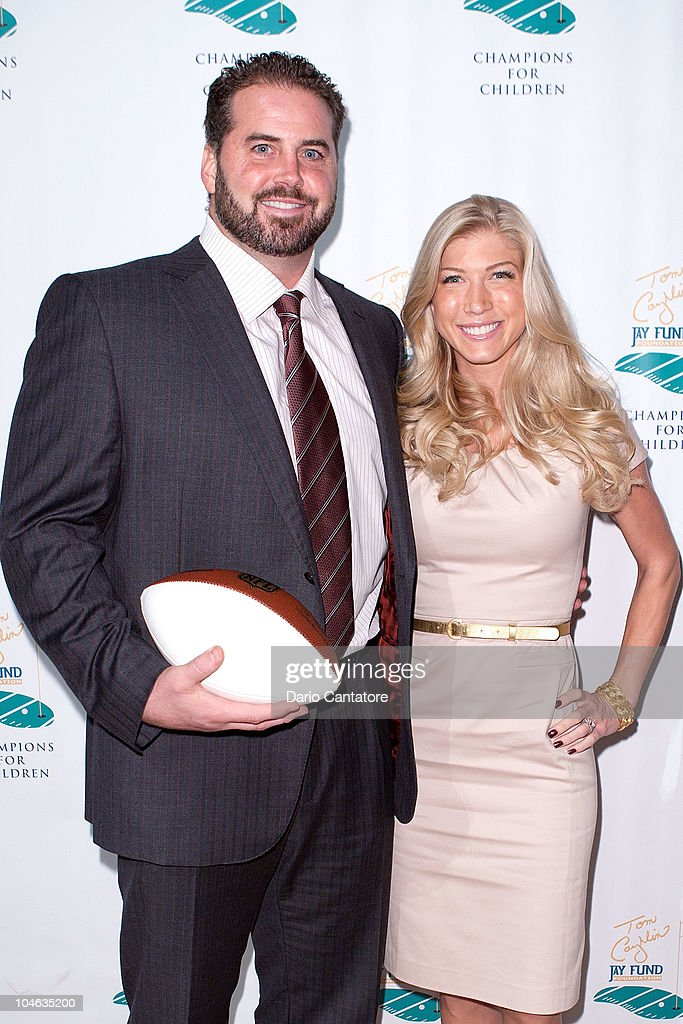 6th Annual Tom Coughlin Jay Fund Foundation Fundraising Event : News Photo
