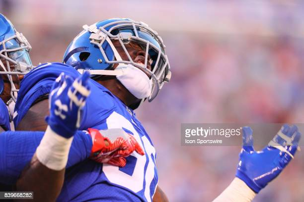Jason Pierre Paul Pictures And Photos