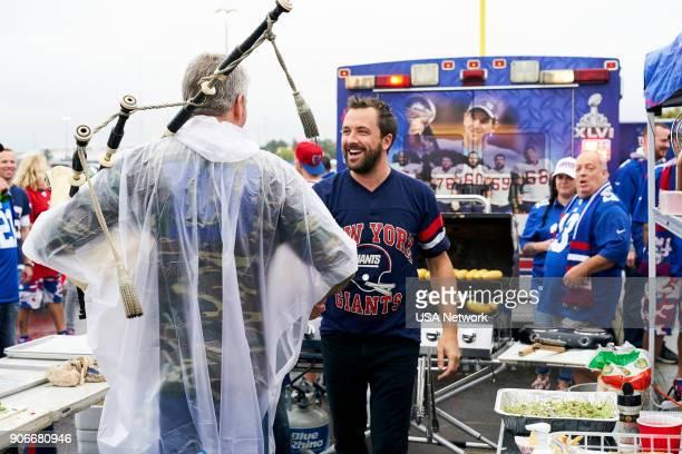 FANATIC 'New York Giants' Episode 105 Pictured Darren McMullen