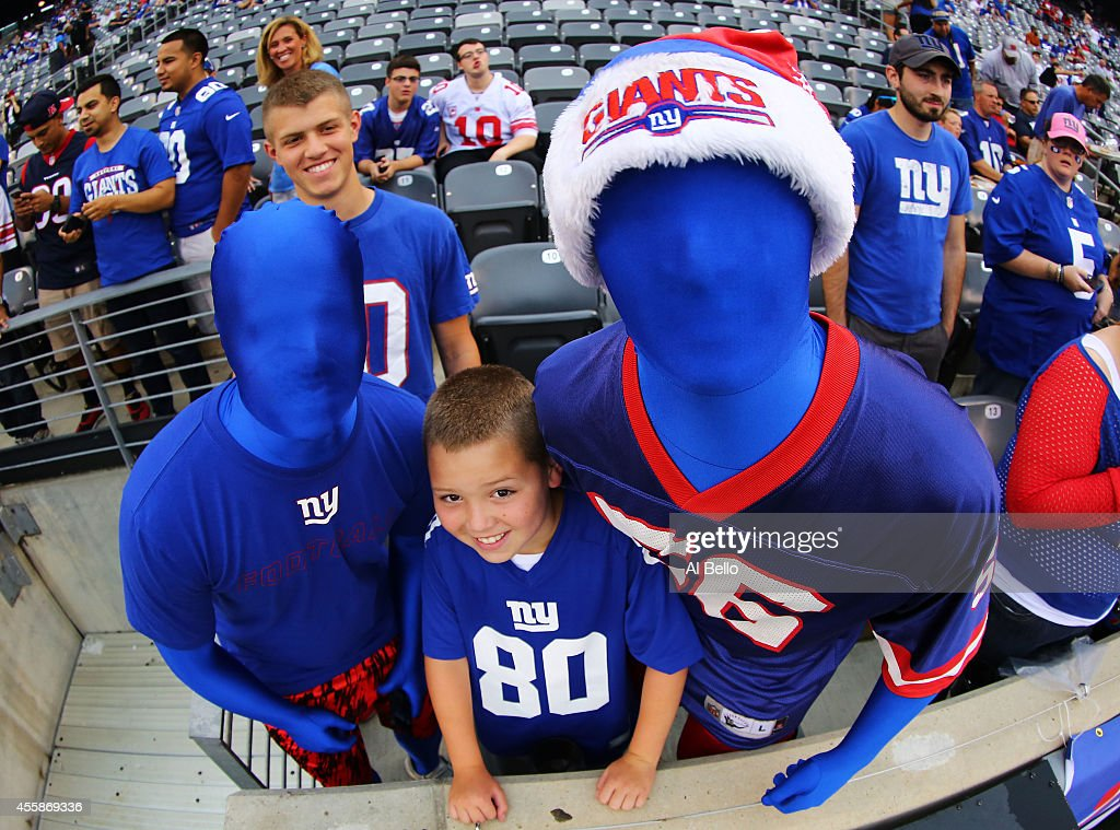 Houston Texans v New York Giants : News Photo