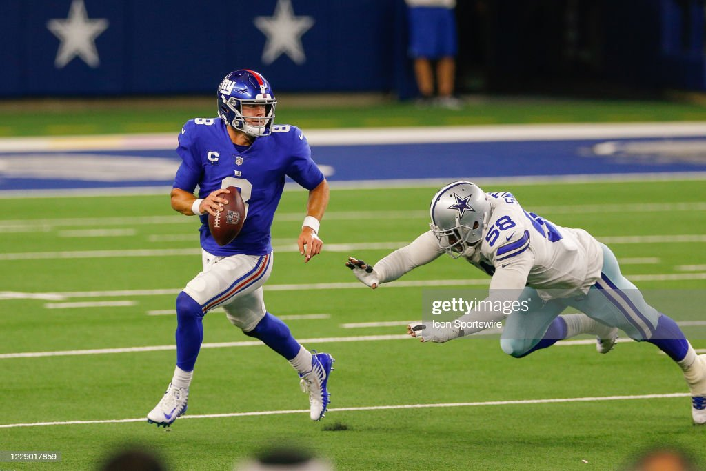NFL: OCT 11 Giants at Cowboys : News Photo