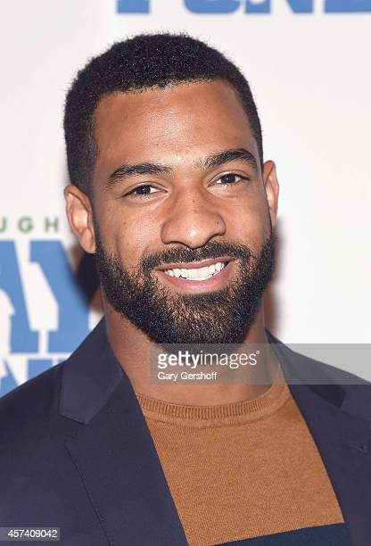 New York Giants Spencer attends the 2014 Tom Coughlin Jay Fund Foundation' treet on October 17 2014 in New York City