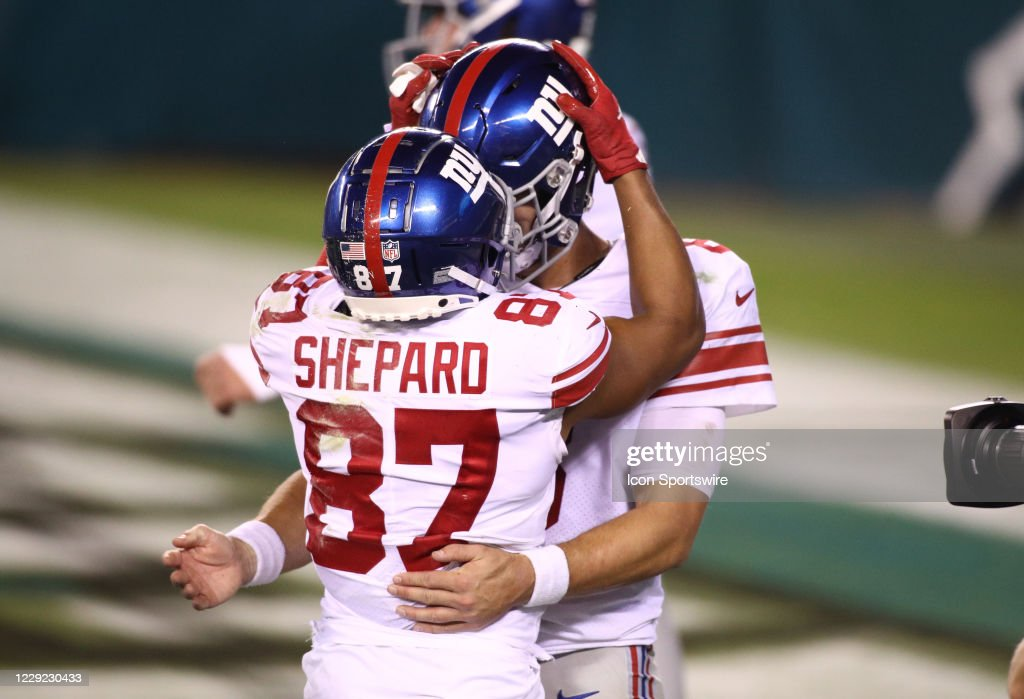 NFL: OCT 22 Giants at Eagles : News Photo