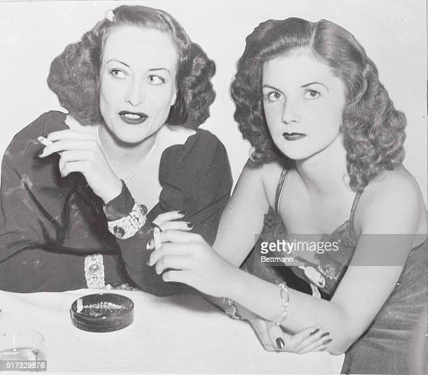 GlamourScreen And Society Versions Here's a double portion of that indefinable something glamour as personified by actress Joan Crawford left and...