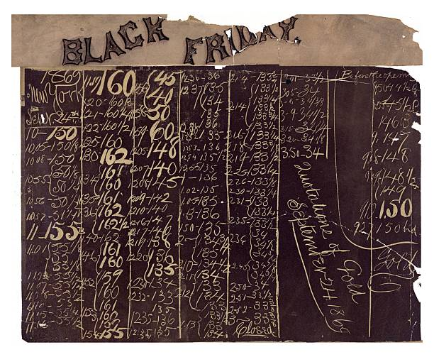 UNS: 24th September 1869 - Black Friday On Wall Street