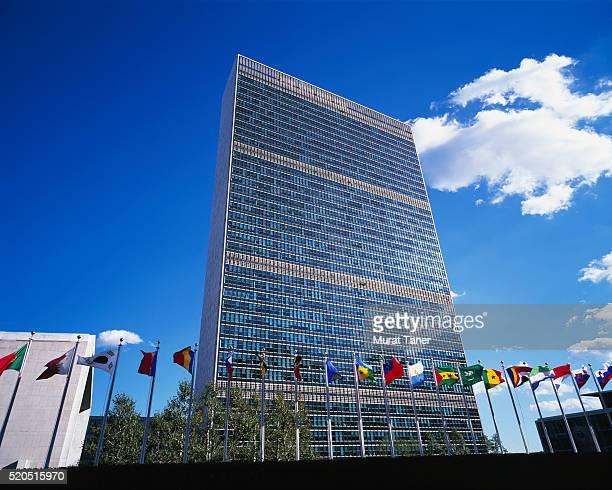 usa, new york, govenment building - united nations stock pictures, royalty-free photos & images