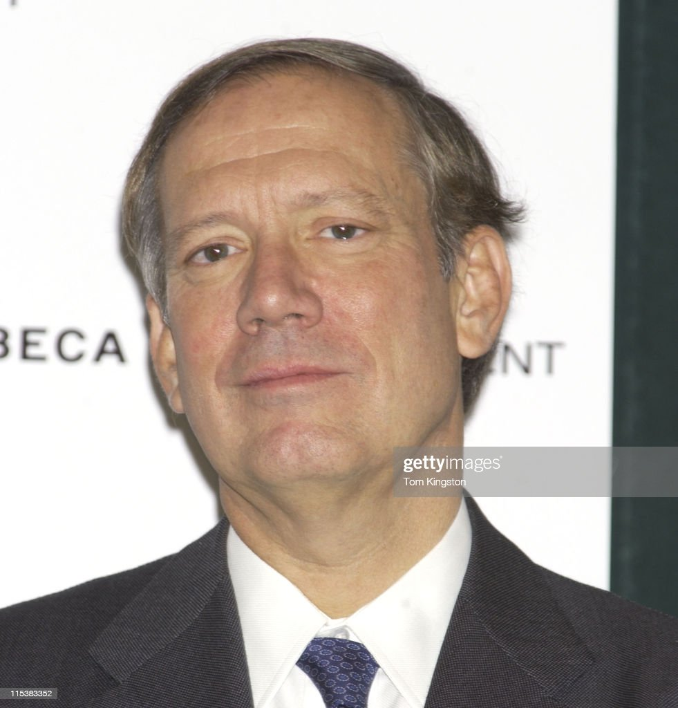 New York Governor George Pataki during Press Conference Announcing the Creation of the Tribeca Film Festival in New York City, New York, United States.