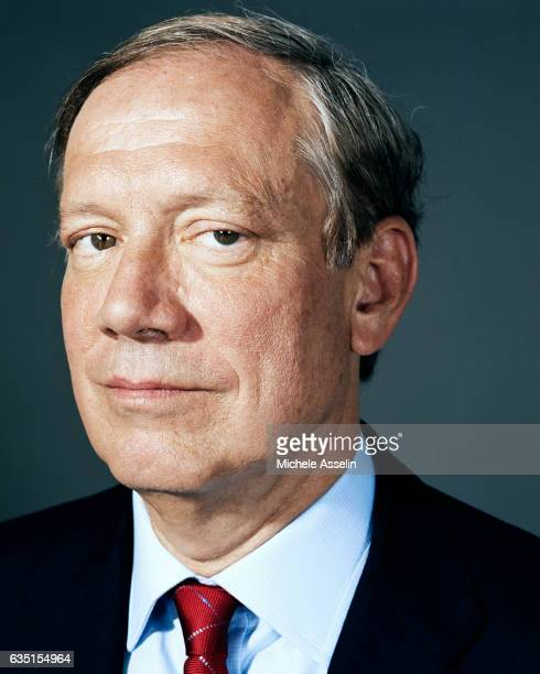 New York Governor George Pataki is photographed for New York Magazine on in 2004 in New York City PUBLISHED IMAGE