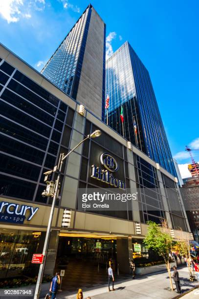 nueva york hilton midtown hotel Burlington House rascacielos manhattan usa