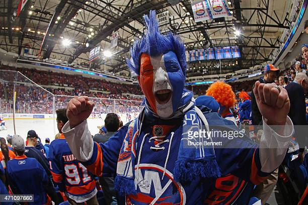 New York Islanders fans prepare for could be the final game in this building against the Washington Capitals in Game Six of the Eastern Conference...