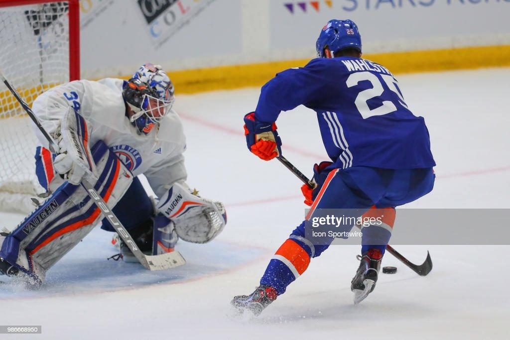 NHL: JUN 28 Islanders Mini Camp : News Photo