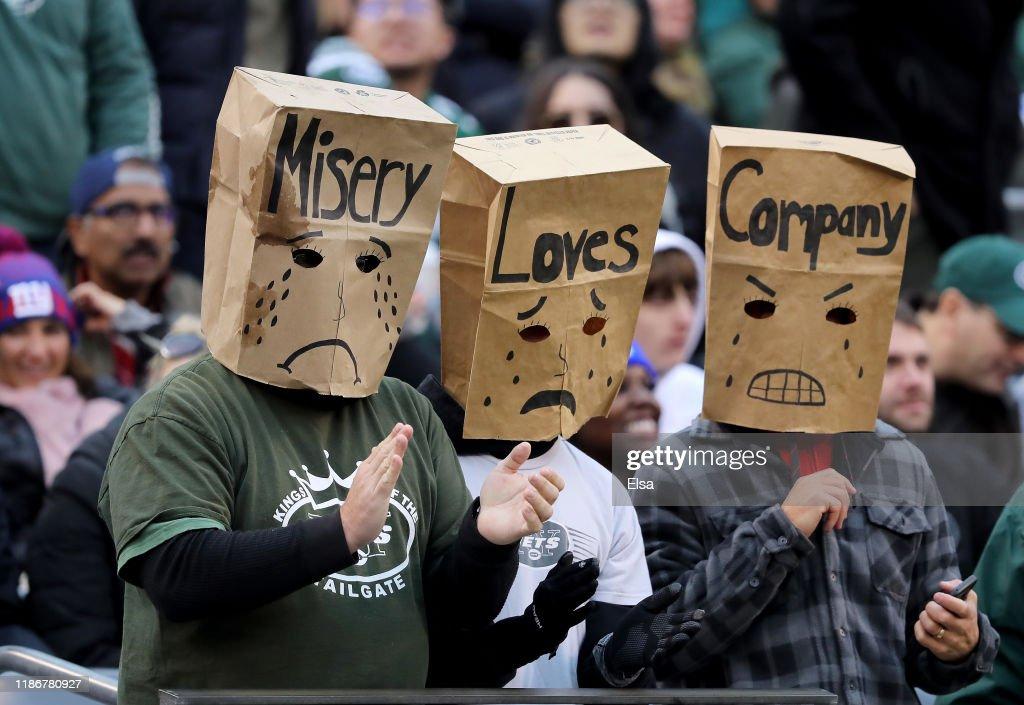 New York Giants vNew York Jets : News Photo