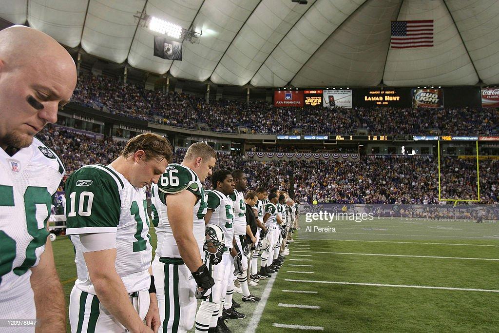 New York Jets vs Minnesota Vikings - December 17, 2006