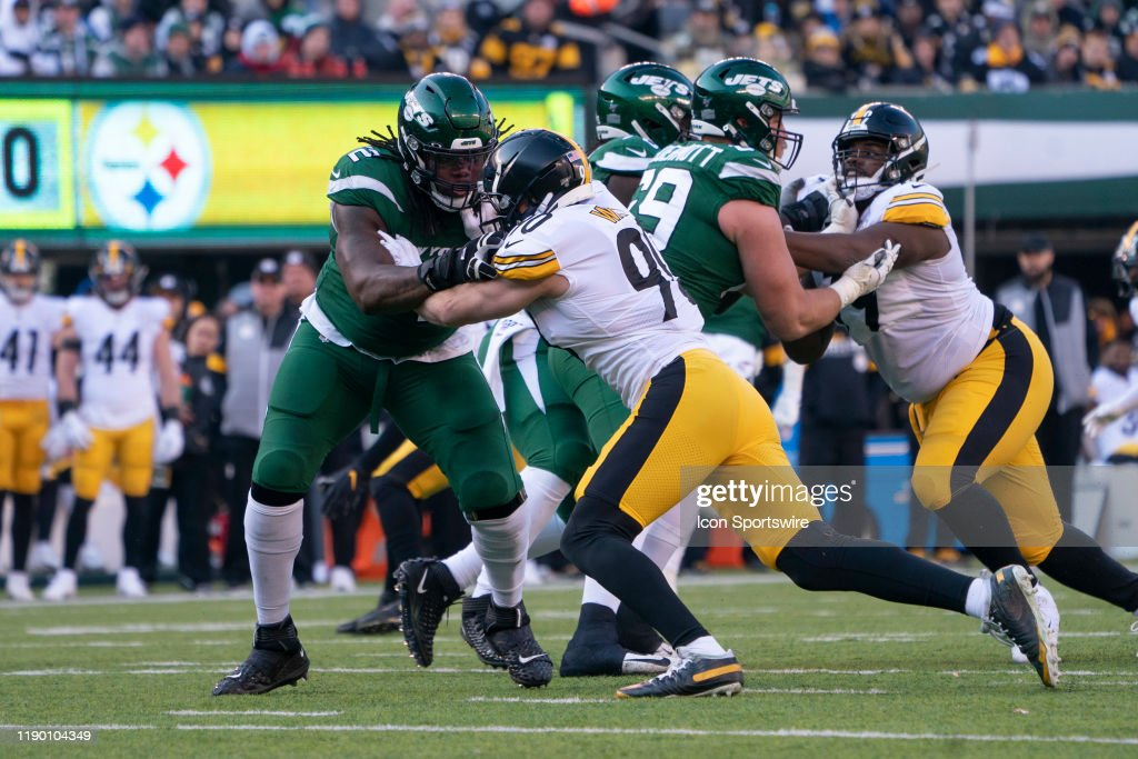 NFL: DEC 22 Steelers at Jets : News Photo