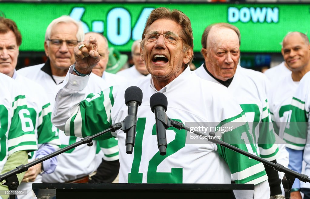 NFL: OCT 14 Colts at Jets : News Photo