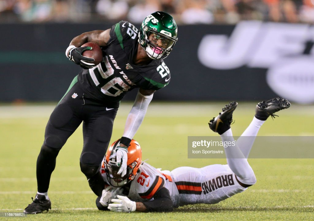 NFL: SEP 16 Browns at Jets : News Photo