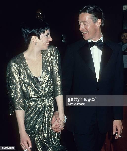 New York June 9th 1974. Liza Minnelli and designer Halston sighting in Manhattan.