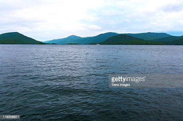 usa, new york, lake george - lake george new york stock pictures, royalty-free photos & images