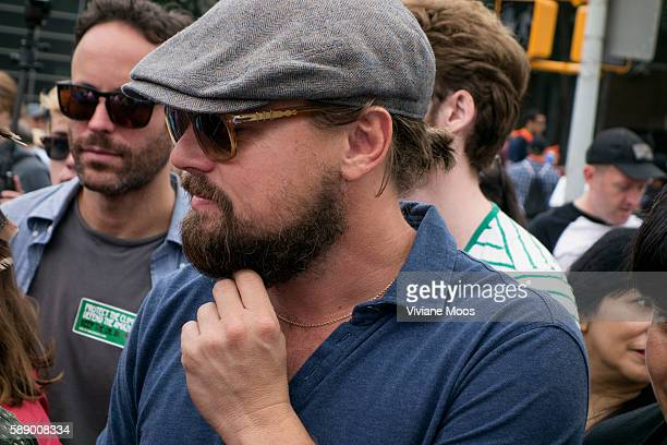 New York - Leonardo DiCaprio marched. It's being called the largest mobilization against climate change in the history of the planet. Hundreds of...