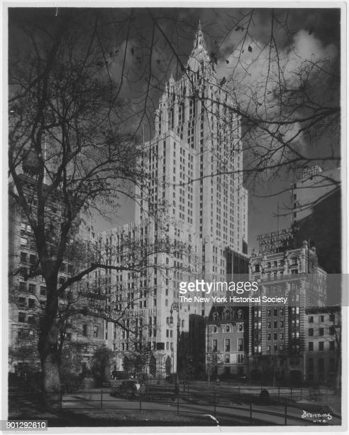 New York Life Insurance Company 51 Madison Avenue New York New York 1929 Cass Gilbert architect