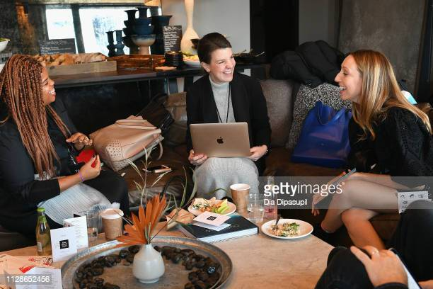 New York Magazine's The Cut Features Writer Allison Davis The Cut Columnist Charlotte Cowles and Hulu's Pen15 cocreator and star Anna Konkle prepare...