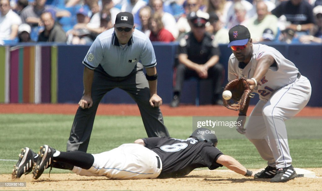 New York Mets vs Toronto Blue Jays - June 25, 2006
