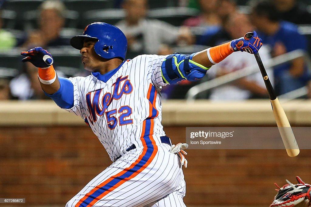 MLB: SEP 04 Nationals at Mets : News Photo