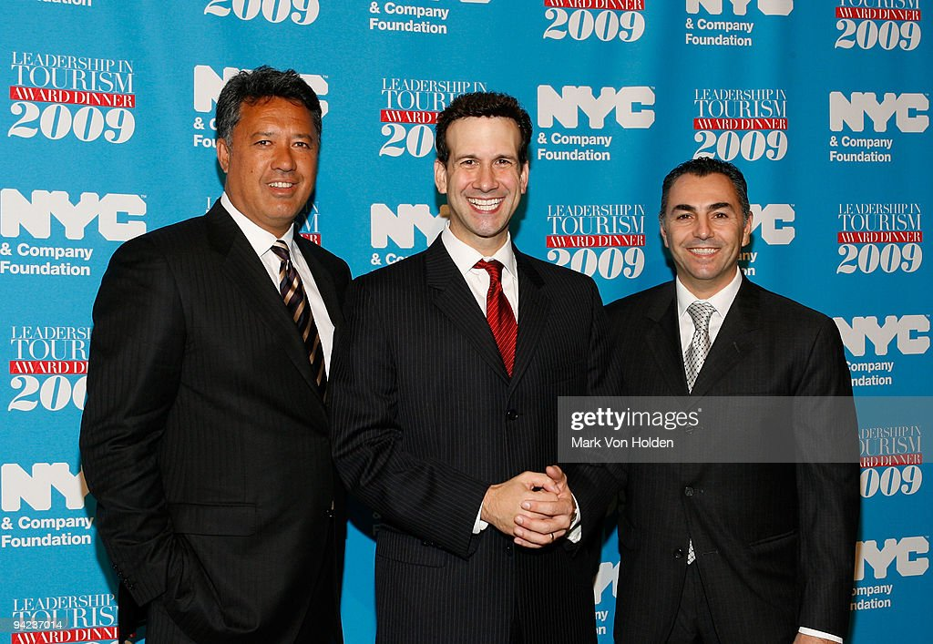 NYC & Company Leadership in Tourism Award Dinner