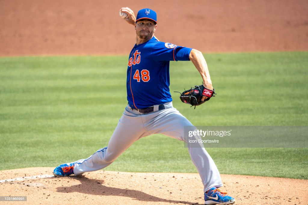 MLB: MAR 21 Spring Training - Mets at Nationals : ニュース写真