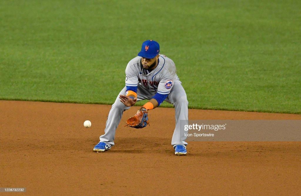 MLB: SEP 24 Mets at Nationals : News Photo