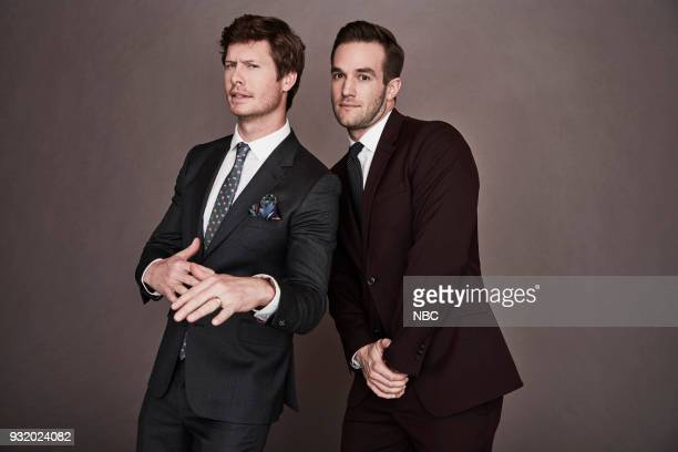 Anders Holm Andy Favreau 'Champions'