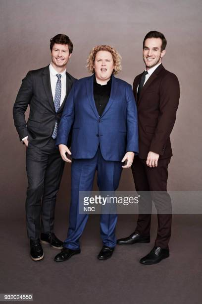 Anders Holm Fortune Feimster Andy Favreau 'Champions'