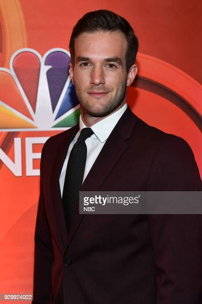 EVENTS 'NBC New York Midseason Press Day' Pictured Andy Favreau from 'Champions' on NBC